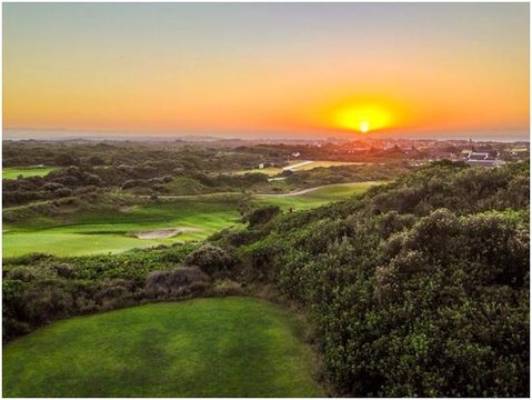 Sunrise, St Francis Link Golf Course