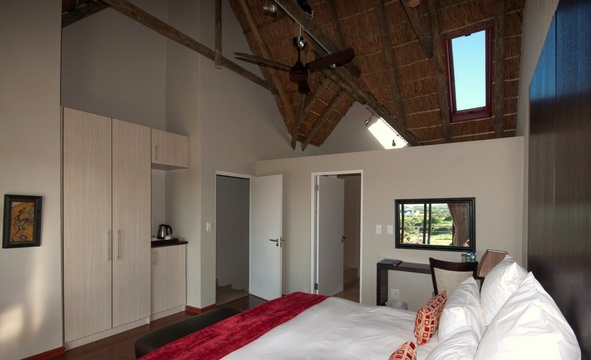 Room interior, St Francis Golf Lodge