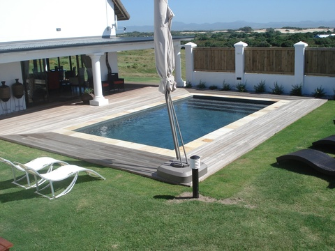 Swimming pool, St Francis Golf Lodge