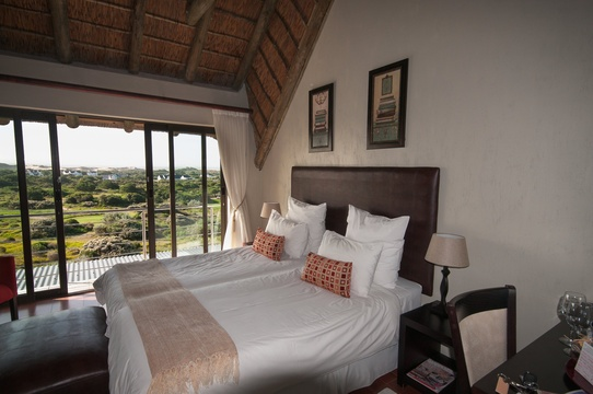 Bedroom 1, St Francis Golf Lodge